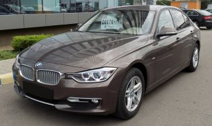 LEASING BMW 320 berlina 2013, 2.0 diesel, 184cp, 96055 km