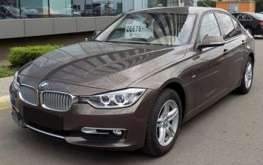 LEASING BMW 320 berlina 2013, 2.0 diesel, 184cp, 96055 km