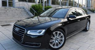 LEASING AUDI A8 Long Matrix Quattro 2015, 3.0 TDI, 260cp, 42900 km