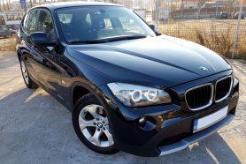 LEASING BMW X1 xDrive 2012, 2.0 diesel, 184cp, 80700 km