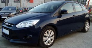 LEASING FORD Focus hatchback 2013, 1.6 diesel, 95cp, 82000 km