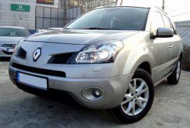 RENAULT Koleos 4×4 SUV 2010, 2.0 diesel, 150cp, 139000 km