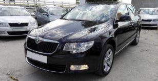 LEASING SKODA Superb 4×4 DSG berlina 2012, 2.0 diesel, 140 cp, 105467 km
