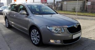 LEASING SKODA Superb 4×4 break 2012, 2.0 diesel, 170 cp, 49287 km