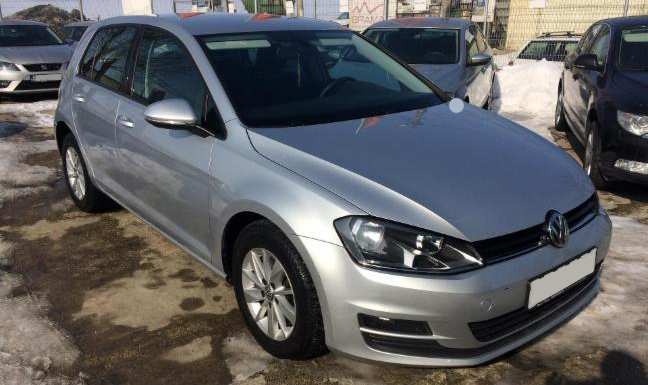leasing vw golf hatchback 2013 1 6 diesel 105 cp 67434. Black Bedroom Furniture Sets. Home Design Ideas