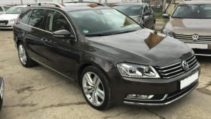VW Passat DSG Highline break 2012, 2.0 diesel, 170 cp, 154000 km