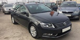 LEASING VW Passat 4motion break 2014, 2.0 diesel, 140cp, 43700 km